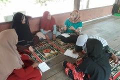 Diskusi Kelompok Pembatra Aceh Utara -1