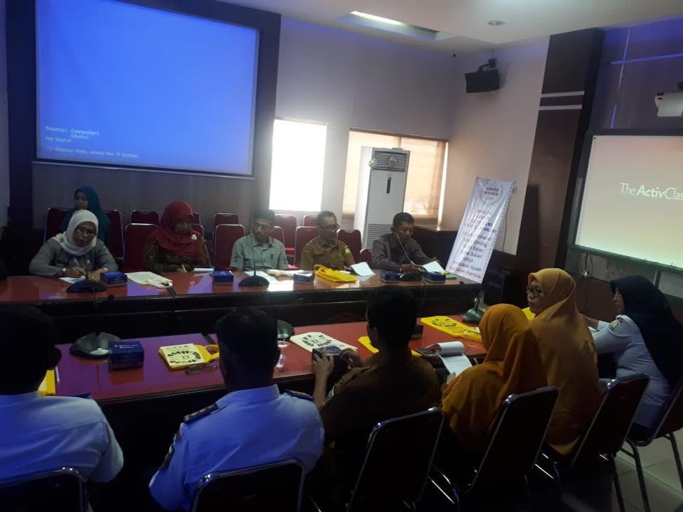 FGD tentang implementasi SDGs 4, 8 dan 11 di Aceh 6