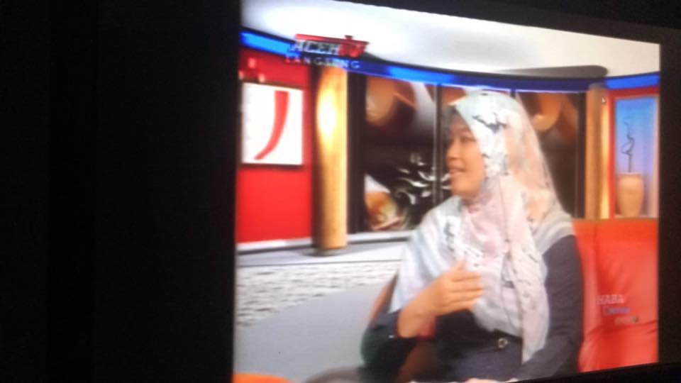 Talkshow TV Aceh dalam rangka Kampanye 16 Hari Anti Kekeraan Terhadap Perempuan (16HAKTP) 3