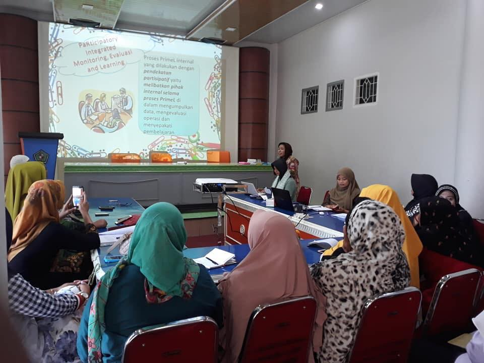 Participatory Integrated Monitoring, Evaluation and Learning (PrimeL) 15