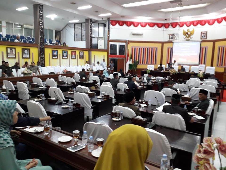 Pengesahan Qanun KIBBLA Kabupaten Aceh Utara 5
