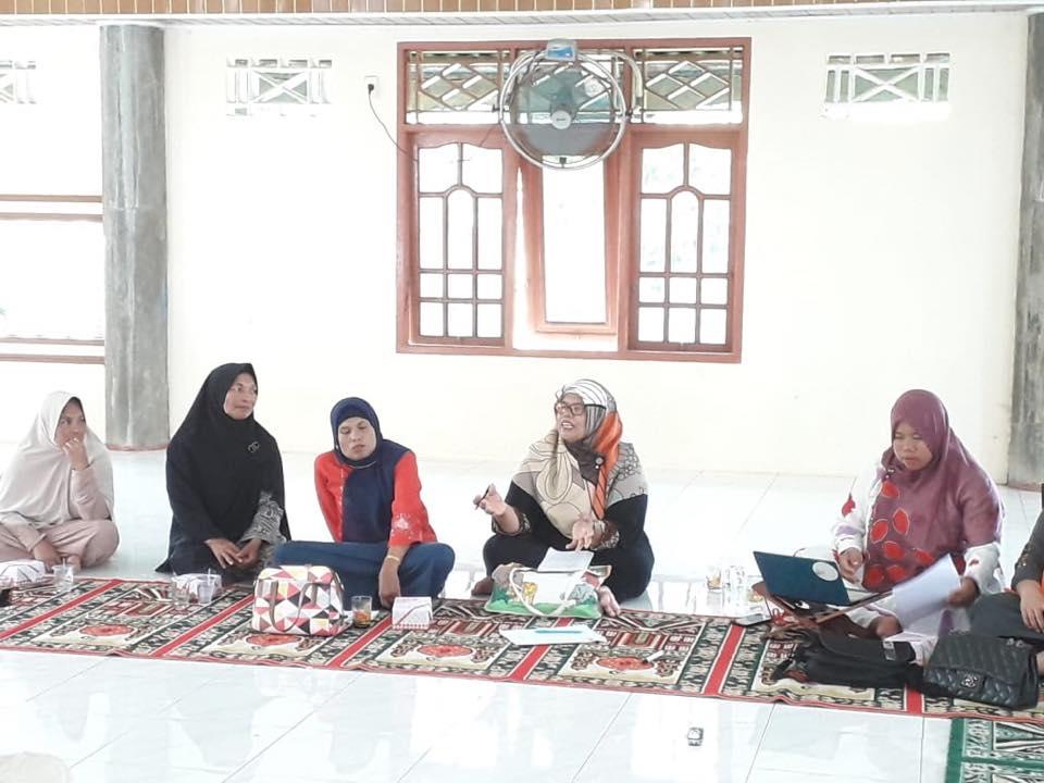 Pertemuan reguler Tokoh Agama dan Tokoh Adat di Aceh Utara 1