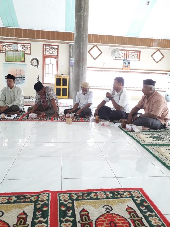 Pertemuan reguler Tokoh Agama dan Tokoh Adat di Aceh Utara 5