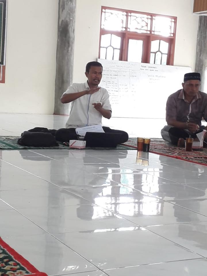 Pertemuan reguler Tokoh Agama dan Tokoh Adat di Aceh Utara 6