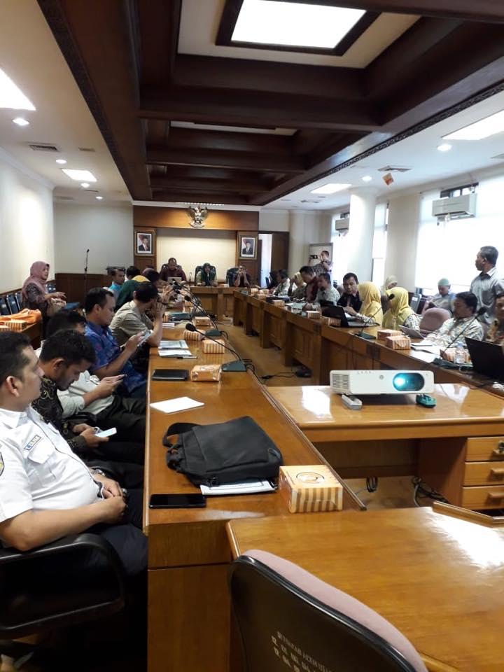 Rapat multipihak tentang Pedoman penyusunan Rencana Aksi Daerah 2