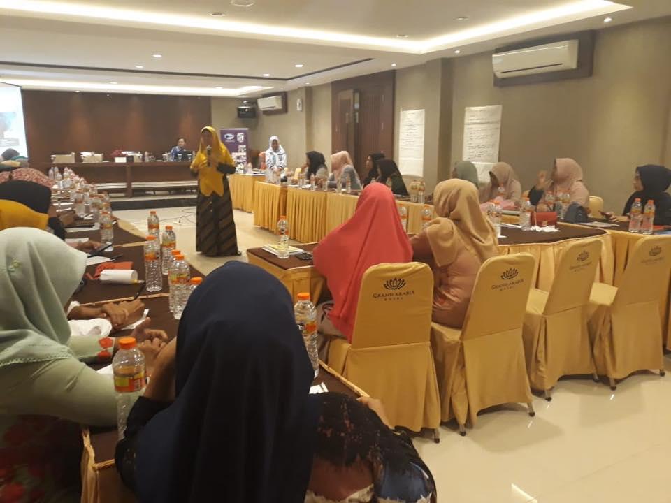 Workshop Penguatan Kapasitas Pengurus CU Kelompok Perempuan Mandiri (KPM) Flower Aceh 9
